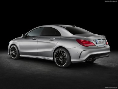 The new Mercedes-Benz CLA