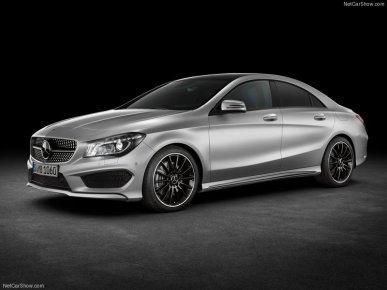 The 2014 Mercedes-Benz CLA