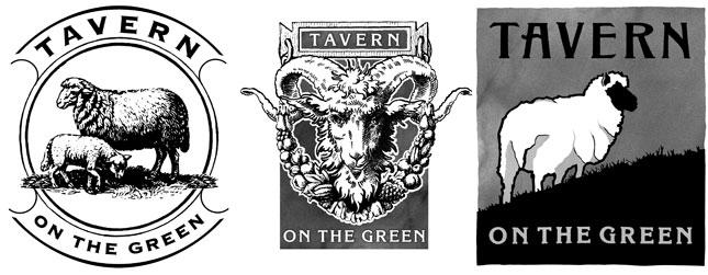 Proposed TOTG logos