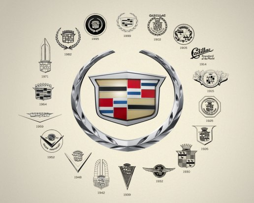 Cadillac emblem history