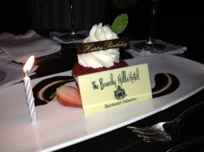 A Polo Lounge Birthday