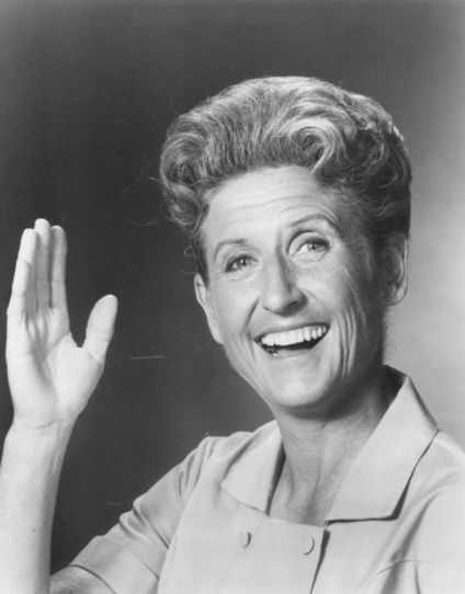 "88-year-old Ann B Davis has left us.  ""Alice"" of course never will. (Click image for details.)"